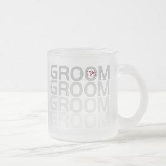 Groom Fade Coffee Mugs