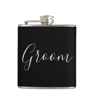 Groom Favor Bachelor party Flask
