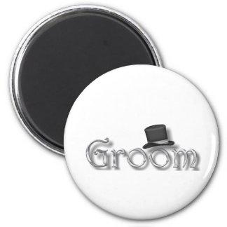 ♥ Groom ♥ for Bachelor Party, Rehearsal Dinner ♥ Magnet