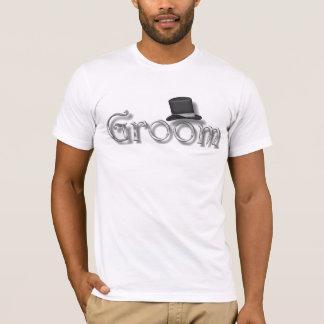 ♥ Groom ♥ for Bachelor Party, Rehearsal Dinner ♥ T-Shirt