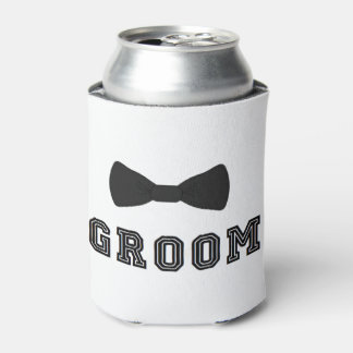 GROOM For Him Wedding Can Cooler