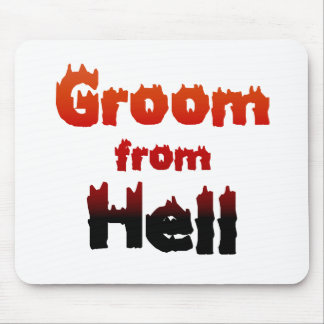 Groom from Hell Favors Mouse Pad
