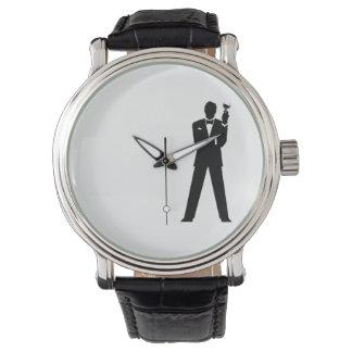 Groom, Groomsman, or Best Man's Watch