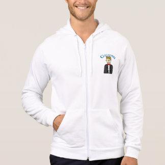 Groom Hooded Pullover