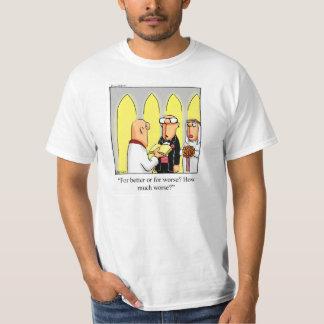 Groom Humor Tee Shirt