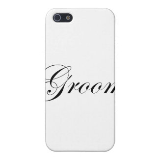Groom Cover For iPhone 5