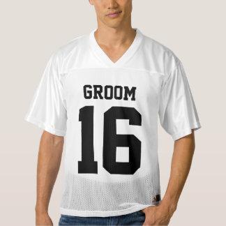 Groom Jersey