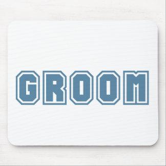 Groom Mouse Pad