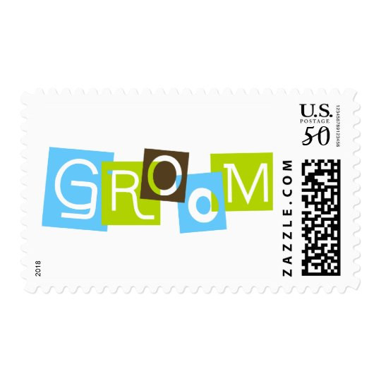 Groom Postage