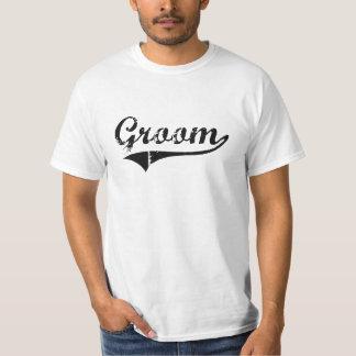Groom Professional Job Shirt