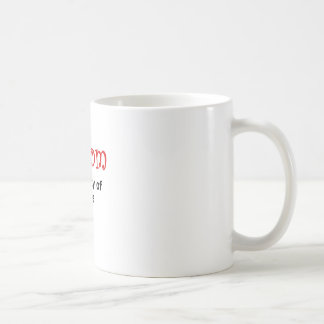 Groom Property of Bride Classic White Coffee Mug