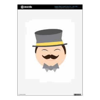Groom iPad 3 Decal