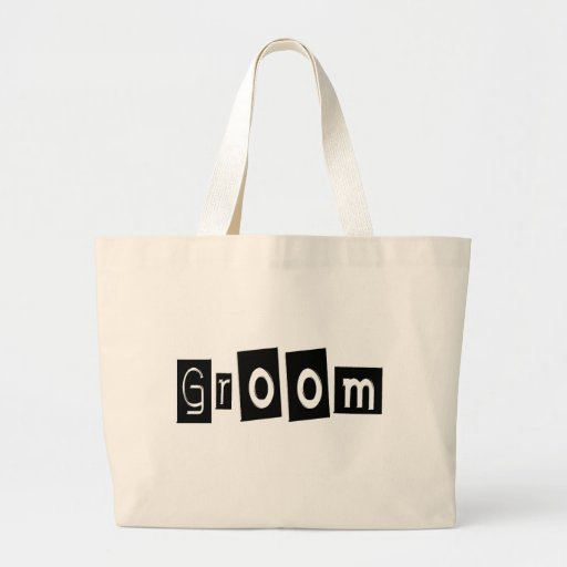 Groom (Sq Bllk) Bags