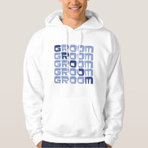 Groom Sweatshirt Hoodie