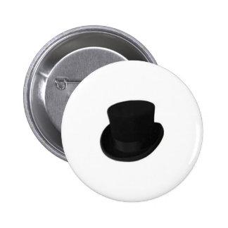 Groom Top Hat Pin