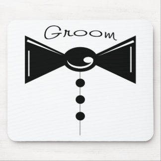 Groom Tux T-Shirts & Gifts Mouse Pad