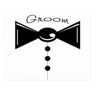 Groom Tux T-Shirts & Gifts Postcard