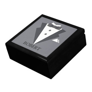 Groom / Tuxedo Gift Box (biggest size)