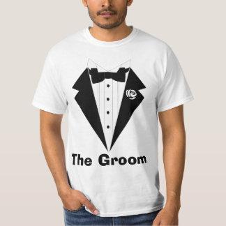Groom, tuxedo T-Shirt
