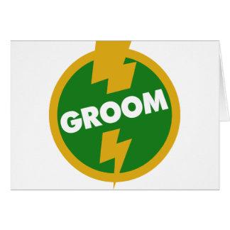 Groom Wedding - Dupree Card