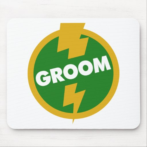 Groom Wedding - Dupree Mouse Pads