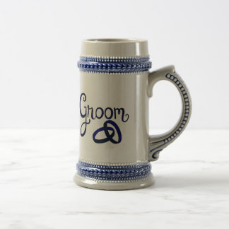 Groom Wedding Favors Beer Stein