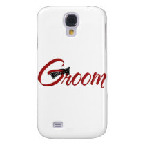Groom with Bowtie Samsung Galaxy S4 Cover