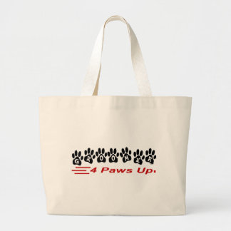 Groomer 4 Paws Up Tote Bag
