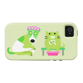 Groomer del mascota Case-Mate iPhone 4 carcasa