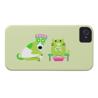 Groomer del mascota Case-Mate iPhone 4 coberturas
