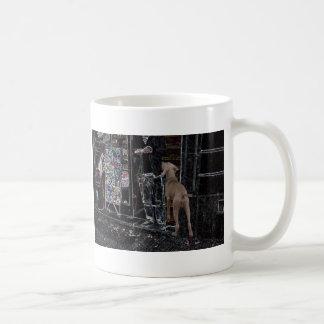 Groomer etc del canguro del caminante del taza de café