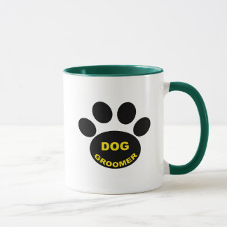 Groomer Paw Mug
