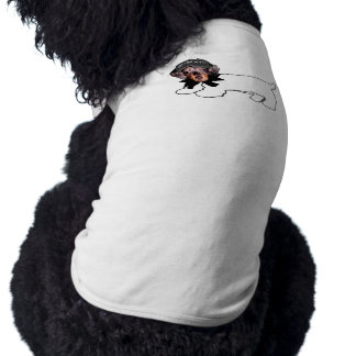 Groom's Autograph Hound Dog Clothes
