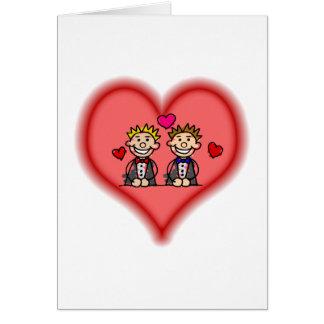 Grooms Card