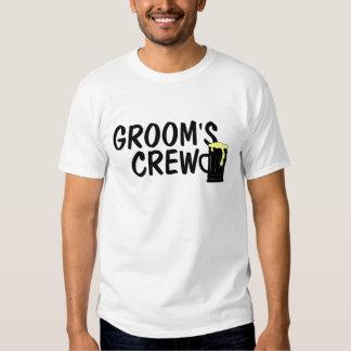 Grooms Crew Shirt