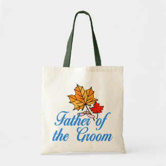 Groom's dad - fall bag