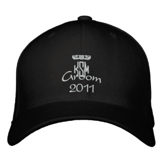 Groom's Embroidered Hat embroideredhat