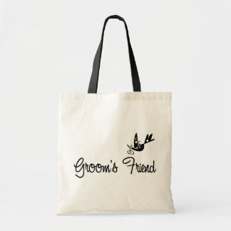 Groom's Friend Totebag Tote Bag