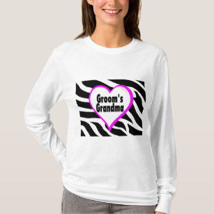 80e59642b4 Wedding Grooms Side T-Shirts - T-Shirt Design & Printing | Zazzle