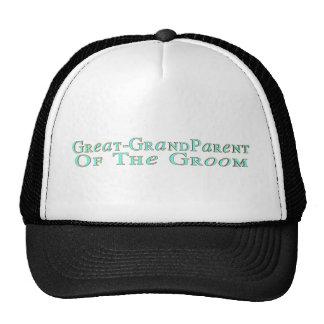 Grooms Great Grandparent Hat / Cap