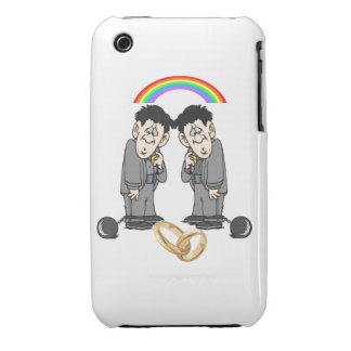 Grooms iPhone 3 Case-Mate Cases