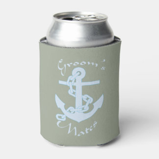 Groom's mates can cooler