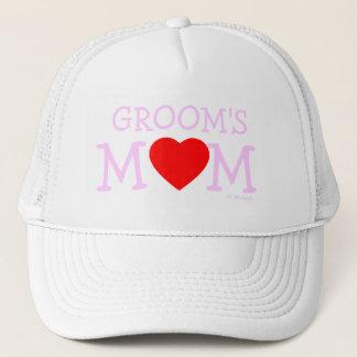 Groom's Mom Wedding Rehearsal Hat