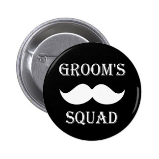 Groom's Squad button