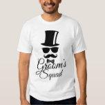 Groom's squad shirt