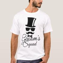 Groom's squad T-Shirt