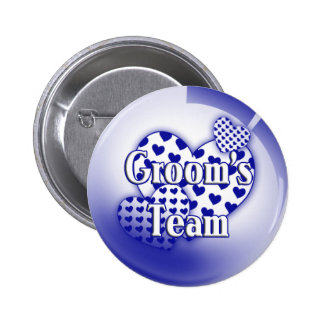 Grooms Team Button