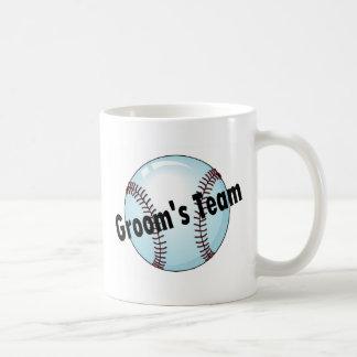 Grooms Team Coffee Mug