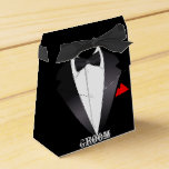 "Groom's Tuxedo Shirt - Favor Boxes<br><div class=""desc"">If you"