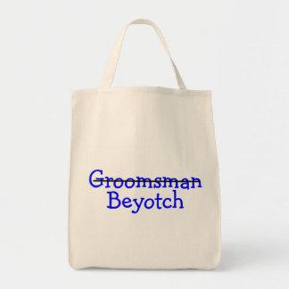 Groomsman Beyotch Bag